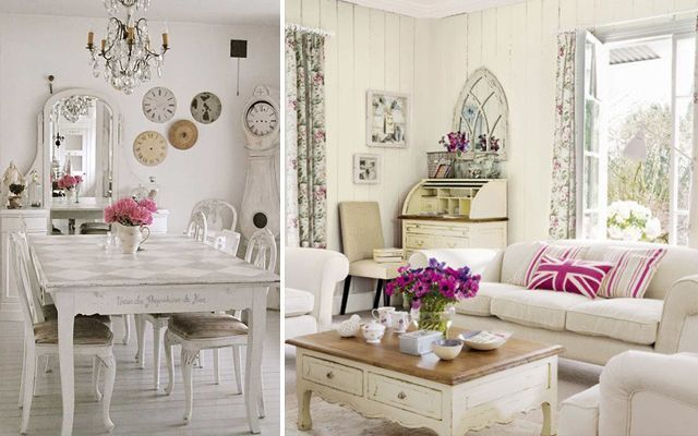 Decofilia blog estilo shabby chic i for Muebles shabby