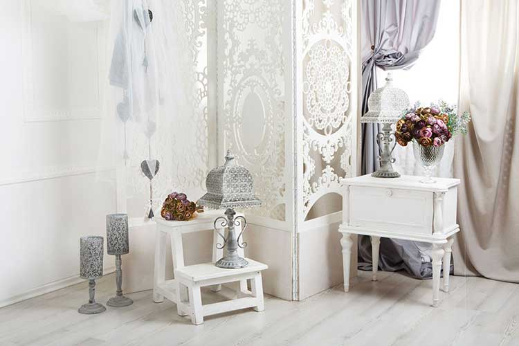 estilo shabby chic i. Black Bedroom Furniture Sets. Home Design Ideas