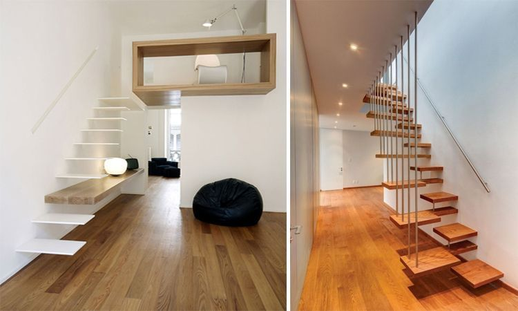 A pie de escalera - Decoracion bajo escalera ...