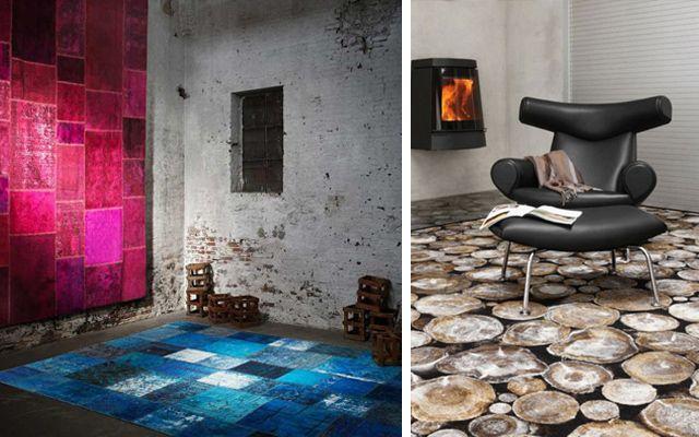 decorar con alfombras 1