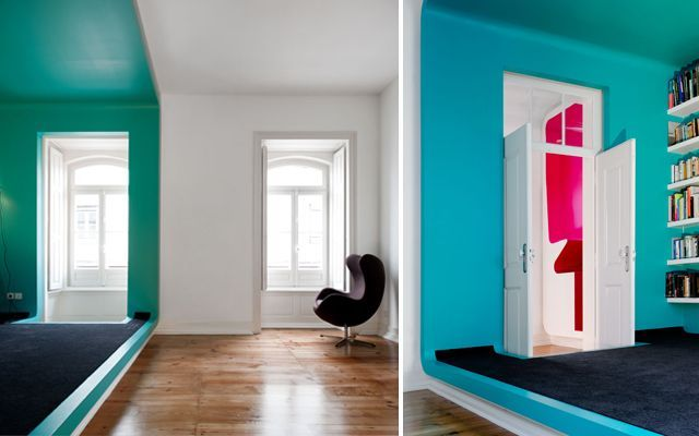 Ideas para decorar: Vivienda a todo color