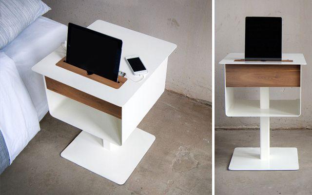 Mesas auxiliares de doble uso - Muebles doble uso ...