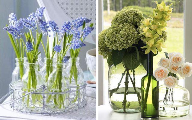 decoracion-mesas-verano-botellas-flores-04
