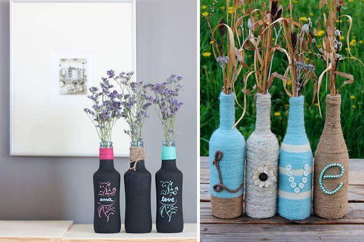 decoracion-mesas-verano-botellas-flores-13