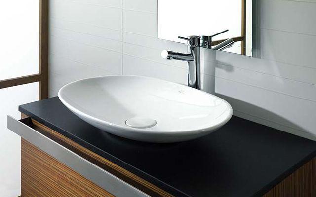 Muebles Baño Para Lavabos Sobre Encimera:lavabo_sobre_mueble_decoracion_baño