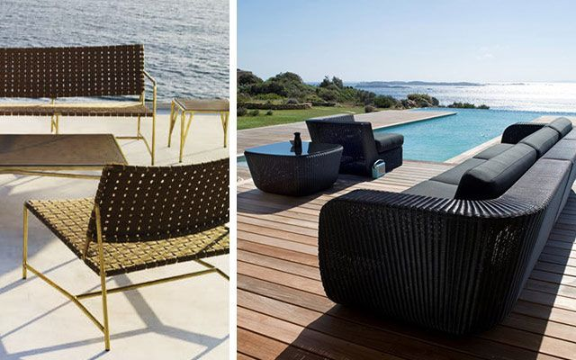 Muebles jardin exterior dise os arquitect nicos for Muebles de patio y jardin