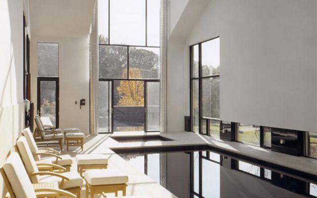Decoracion piscinas interior. Diseño piscinas interior