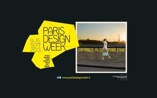 Semana del diseño en París