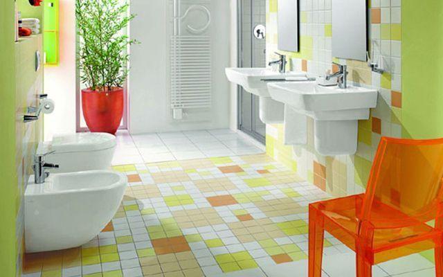 Ideas Para Decorar Baños Con Azulejos:Ideas para decorar baños con azulejo creativo