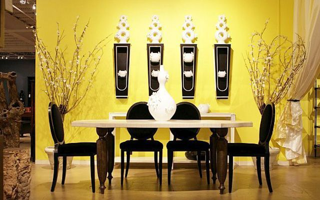 Psicolog a del color el amarillo - Awesome traditional dining room design ideas and inspirations ...