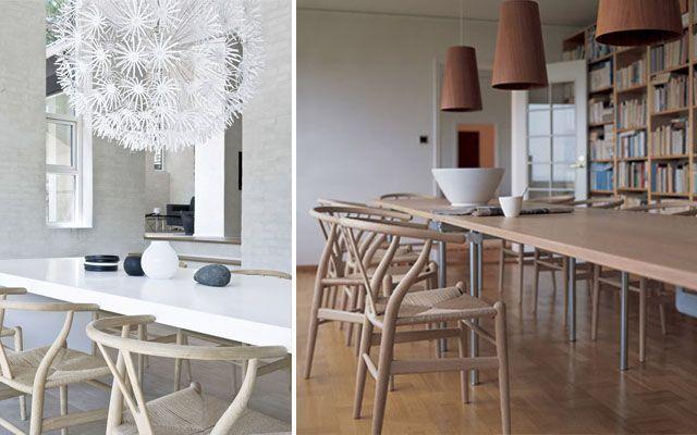 Decoración casa con mobiliario de diseño