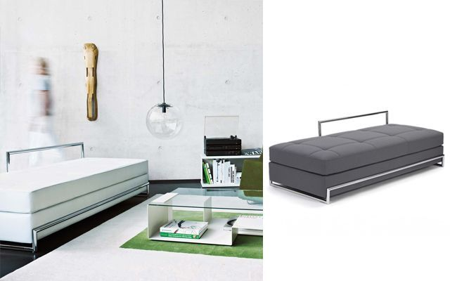 Sofá cama Day Bed, Eileen Grey
