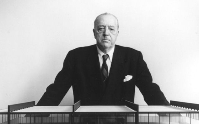 decofilia, arquitecto, mies van der rohe, blog decoracion, ideas para decorar
