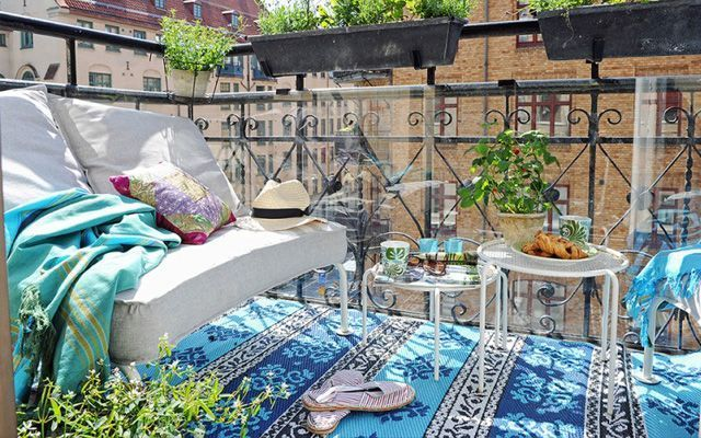 Decofilia blog ideas para decorar terrazas y balcones - Ideas decorar terraza ...