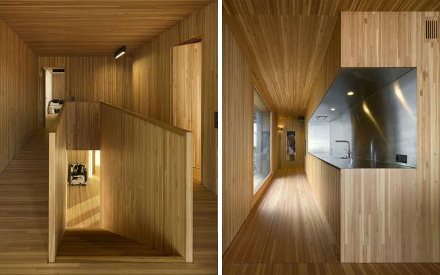 Decofilia c mo decorar con madera una vivienda for Como decorar una casa de madera