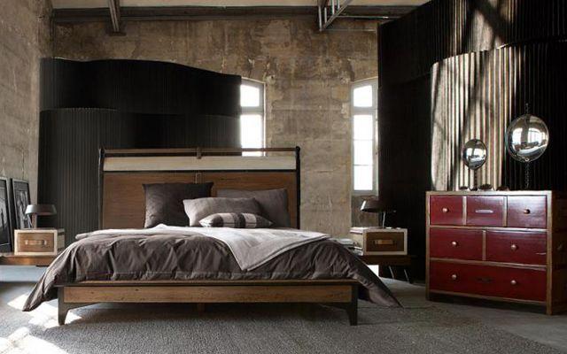 dekorasyon-yatak odası-ile-şifonyer-00