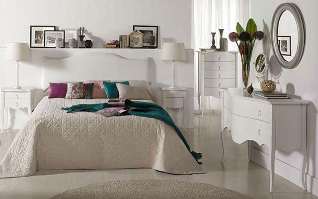 dekorasyon-yatak odası-ile-şifoniyer-11