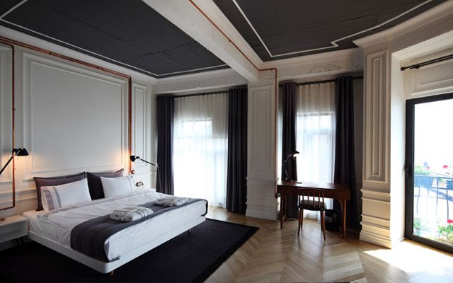 Estilo cl sico renovado for Design boutique hotel kurhaus salinenparc