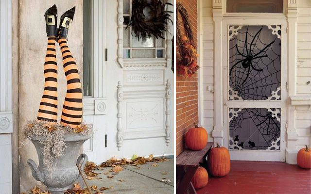 Ideas para decorar en halloween - Decoracion casa halloween ...