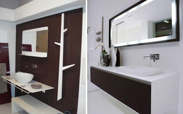 Ideas para decorar ba os con espejos - Espejos en banos ...