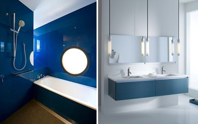 Decorar Un Baño Azul:Decorar Un Ba 241 O Peque 241 O No Es Dif 237 Cil