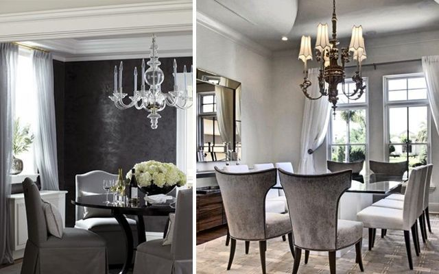 Ideas para decorar comedores elegantes - Ideas decorar salon comedor ...