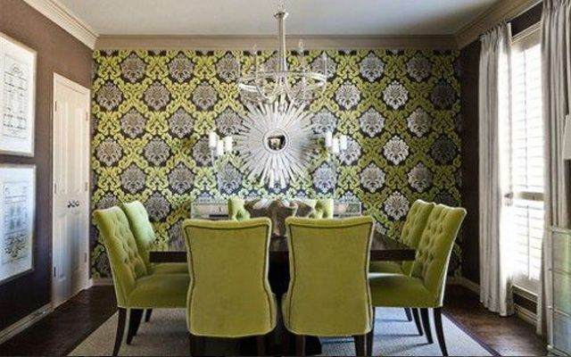 Ideas para decorar comedores elegantes