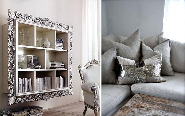 Ideas para decorar en plata - Decoracion de salones colores ...