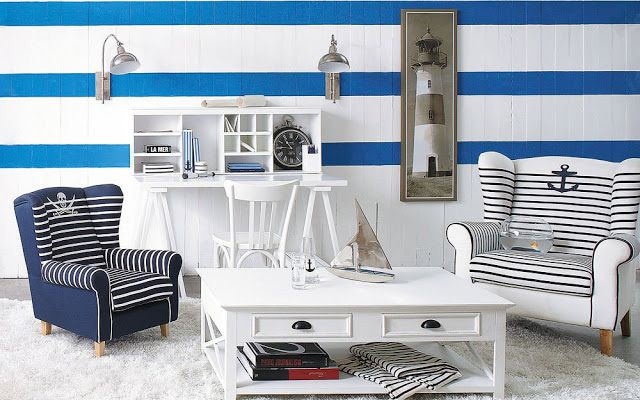 Estilo navy for Muebles marin