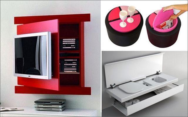 Muebles multifuncionales para tv mercadolibre - Muebles de salon para pequenos espacios ...