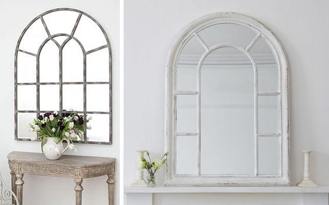 Decofilia blog espejos ventanal para decorar casas for Espejos grandes para entradas