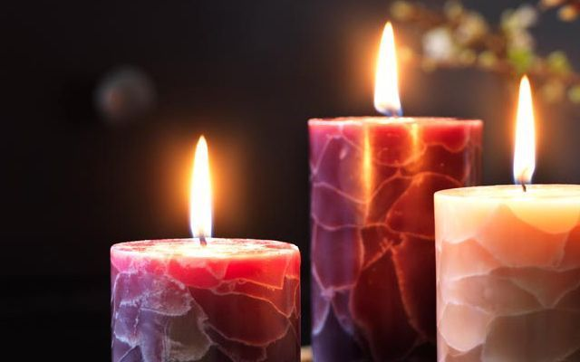 Ideas Para Decorar Un Baño Con Velas:Ideas para decorar con velas