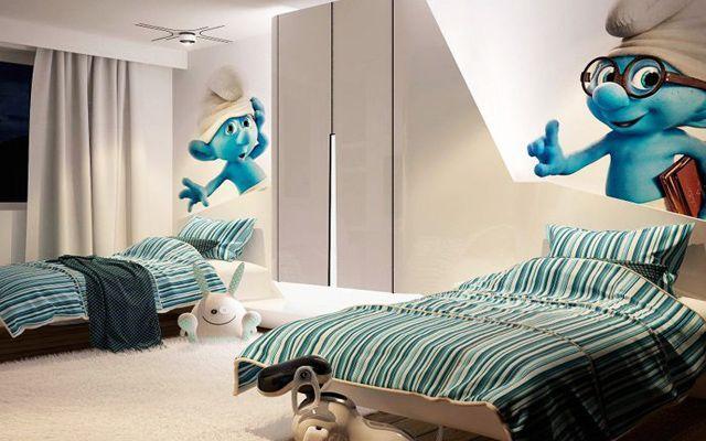Cómo decorar habitaciones infantiles para niños