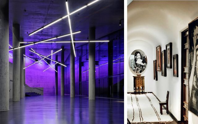 Cómo iluminar el pasillo - Ideas para decorar el pasillo con la iluminaciónCómo iluminar el pasillo - Ideas para decorar el pasillo con la iluminación