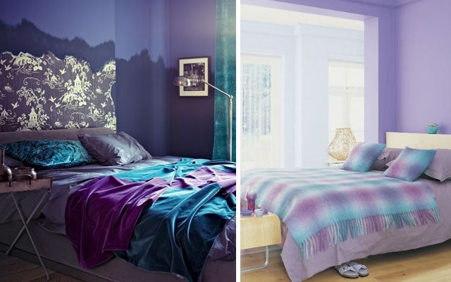 Bedroom Color Ideas In Blue