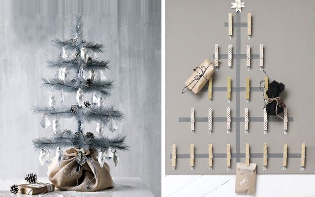 Rboles de navidad modernos ii decoracion - Arboles navidad modernos ...