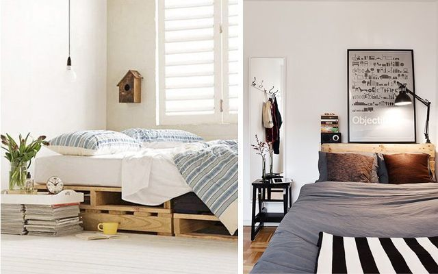 Como decorar una cama somier - Ideas para decorar dormitorios ...