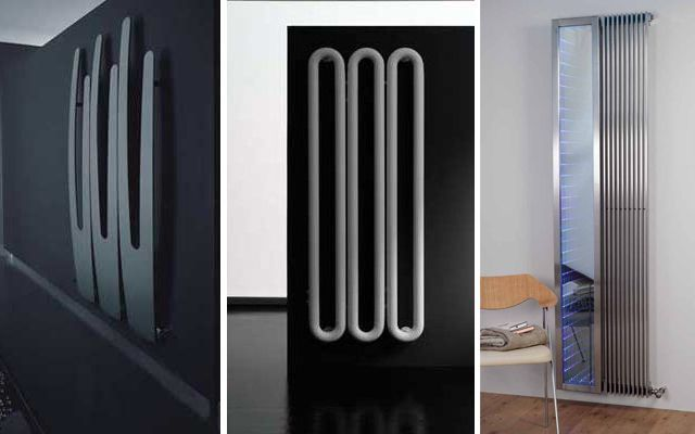Ideas para decorar con radiadores modernos - Radiadores de pared ...