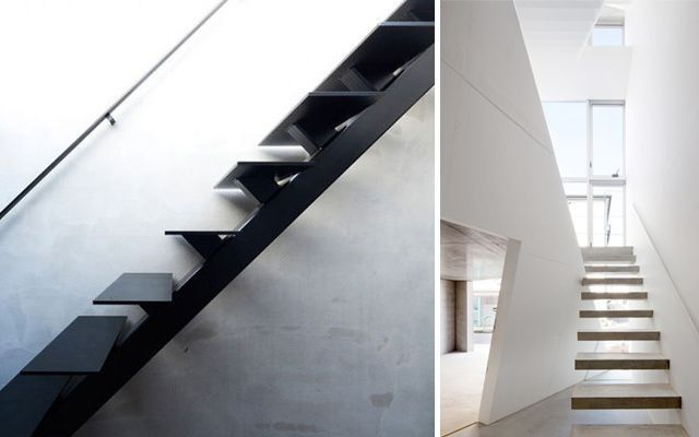 Escaleras Modernas Ideas Para Decorar Con Escaleras ...