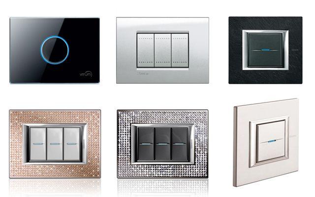 Ideas para decorar con interruptores