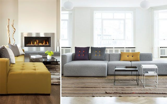 como decorar un sillon