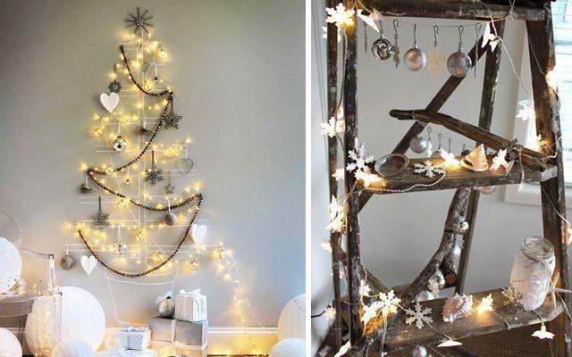 Iluminación navideña: Cómo decorar la Navidad con luz