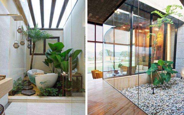 fotos jardins interiores : fotos jardins interiores:Decofilia Blog