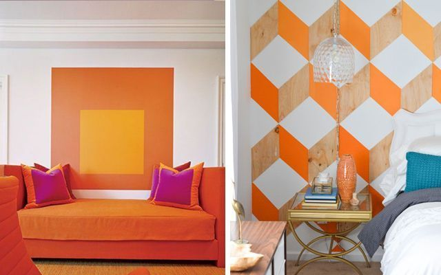 decorar paredes con pintura
