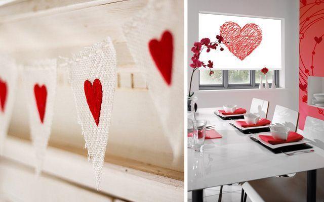 La Decoracion En San Valentín