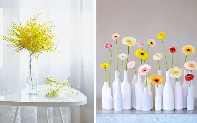 Ideas para decorar con flores for Ideas para decorar interiores con plantas