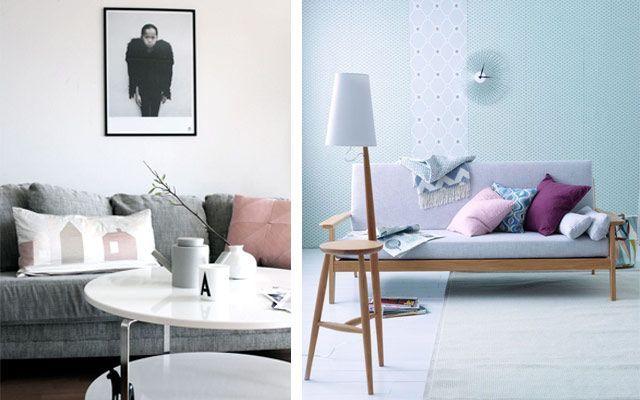 Ideas para decorar en colores pasteles