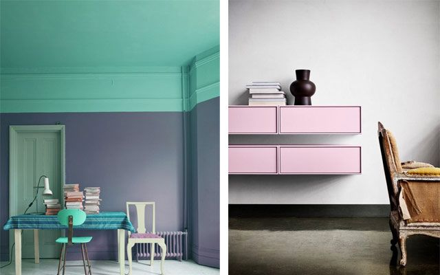 Ideas para decorar en colores pasteles