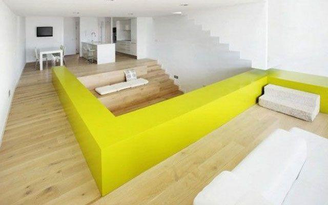 Minimalismo o decoración de estilo minimalista