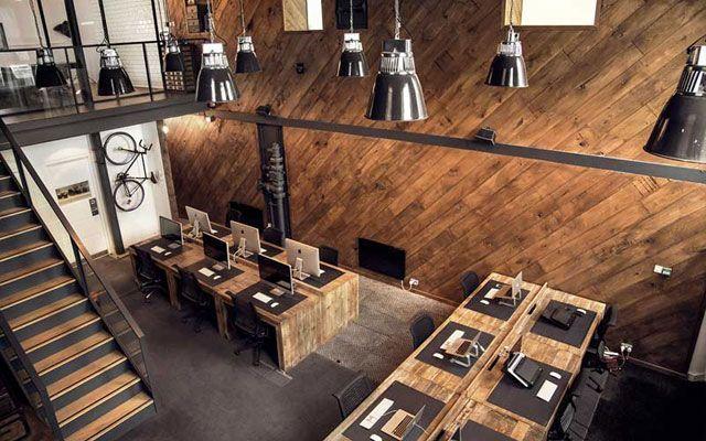 Decofilia blog decoraci n de oficina con estilo for Oficinas industriales